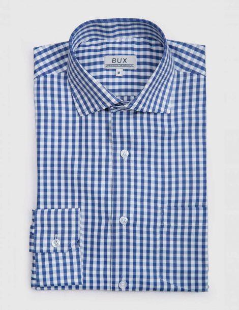 Blue-Gingham-Check-Shirt-1