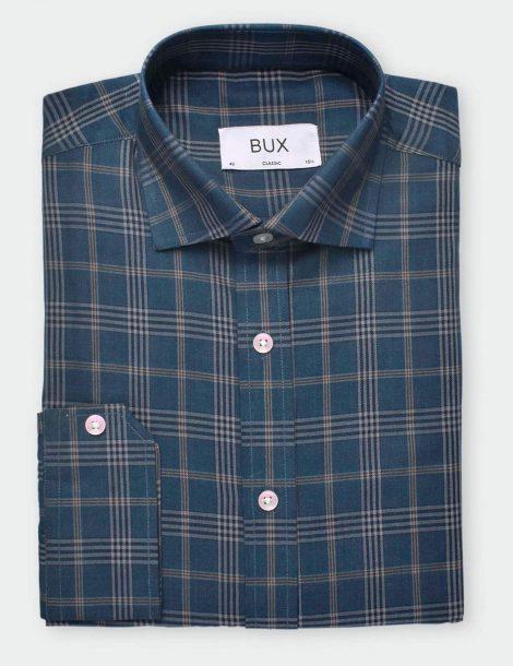 Cyan-Check-Shirt-2