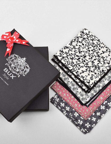 Floral-Pocket-Squares