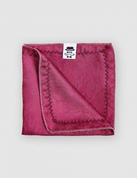 Floral Silk Pocket Square-1