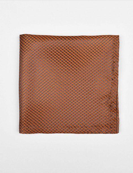 Marmalade-Geometric-Pocket-Square