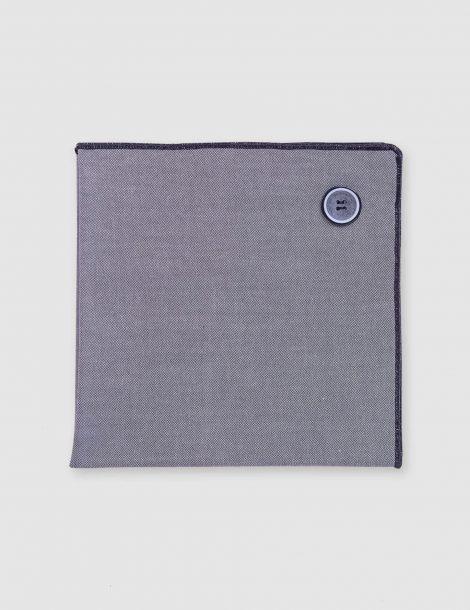 black-edge-pocket-square