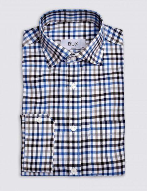 blue-cotton-twill-check-shirt-1