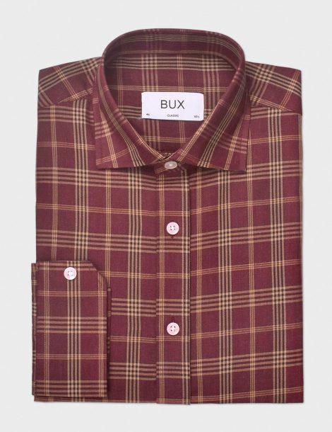 burgundy-check-shirt-3
