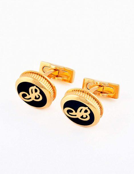 bux-gold-cufflink