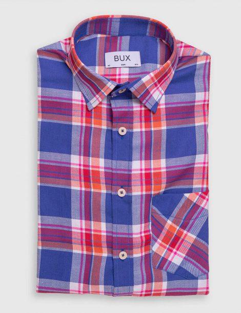egyptian-blue-check-shirt