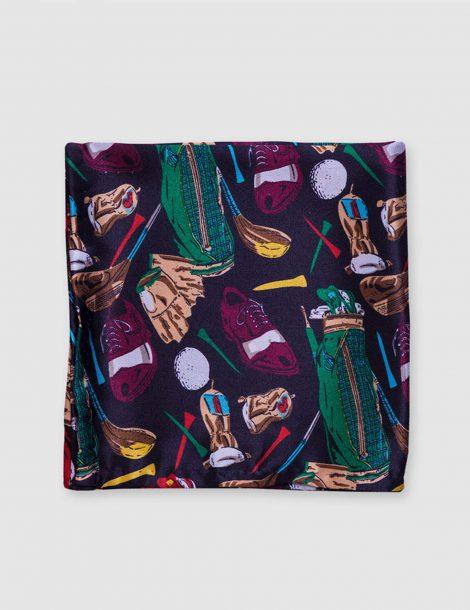 festive-golf-silk-pocket-square