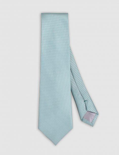 turquoise-geometric-silk-tie