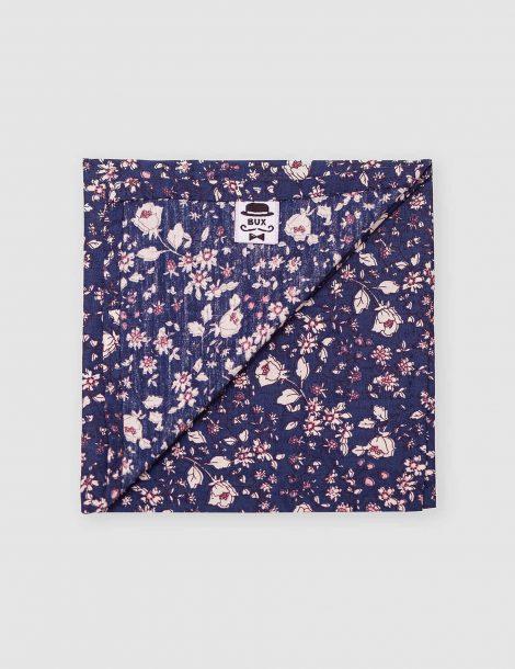 vintage-navy-floral-pocket-square-1