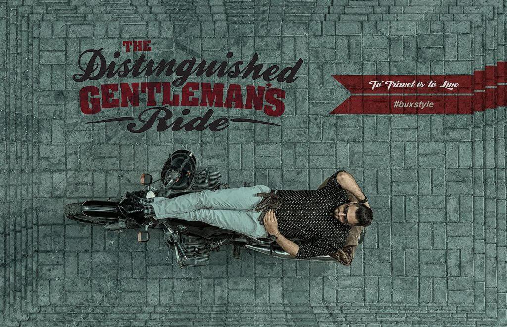 Distinguished Gentleman's Ride – 2016
