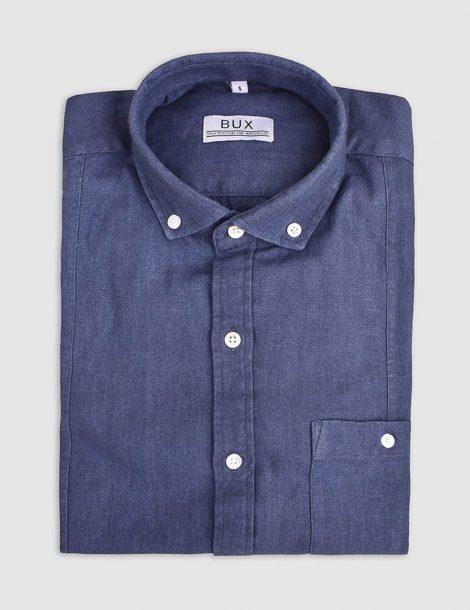 deep-navy-blue-short-sleeve-linen-shirt-1